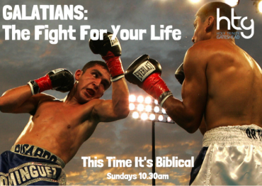 Galatians - the fight for you life